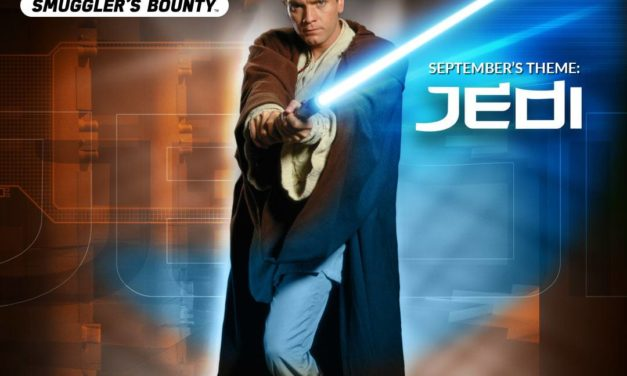 The next Smuggler's Bounty Box Theme to be Jedi!