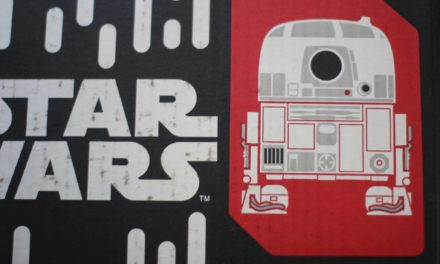 Review of the new Star Wars Smugglers Bounty: Star Wars Droids Box by Funko (Spoilers)