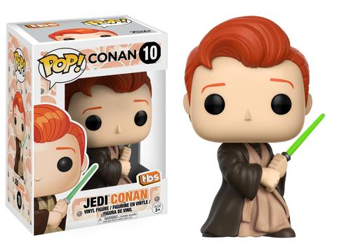 Closer look at the upcoming SDCC Conan O'Brien Pop! Vinyls!