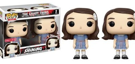Previews of the upcoming Target Exclusive The Shining – Grady Twins Pop! Vinyl Set