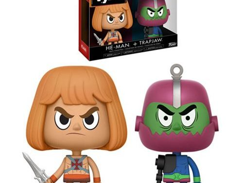 Funko Introduces the new Vynl. Line of Collectibles, First set to be released at SDCC!