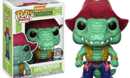 New Specialty Series TMNT Leatherhead and Superman Dorbz Coming Soon!
