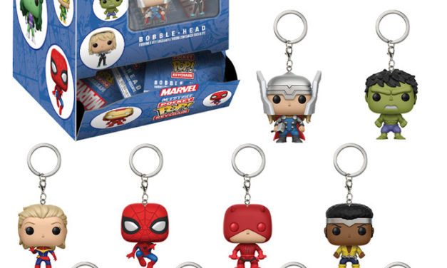 New Disney, Marvel and DC Pop! Keychains Blind Bags Coming Soon!