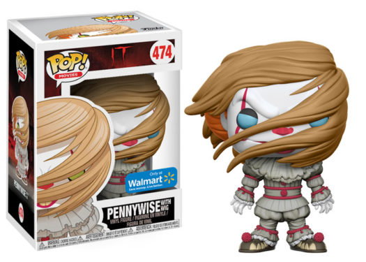 Previews Of The Upcoming It Pennywise Pop Vinyl Chase