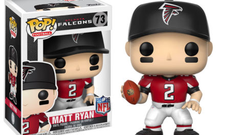 New Series of NFL Pop! Vinyls Coming this Fall!