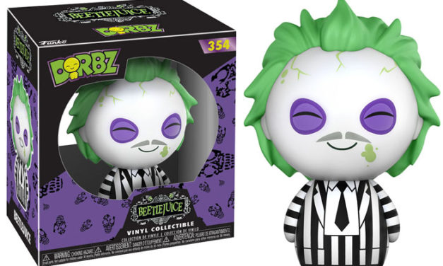 New Horror Dorbz & Pop! Vinyls Coming Soon!