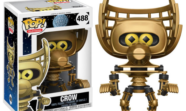 New Mystery Science Theater 3000 Pop! Vinyls Coming Soon!