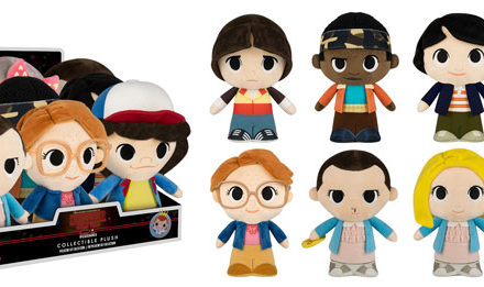 New Stranger Things Supercute Plushies to be released in August!