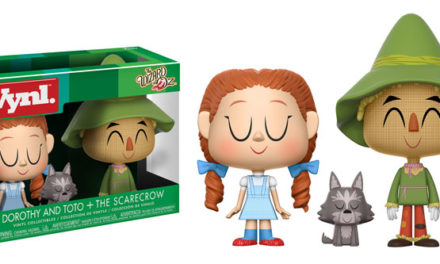 New Wizard of Oz Vynl Set by Funko Coming Soon!