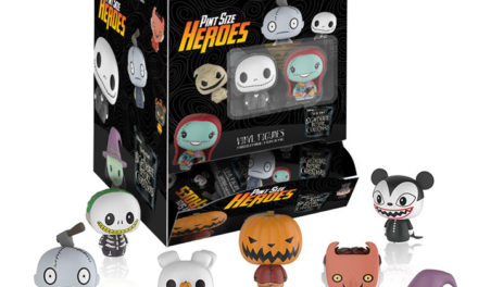 New Nightmare Before Christmas Pint Size Heroes Coming Soon!