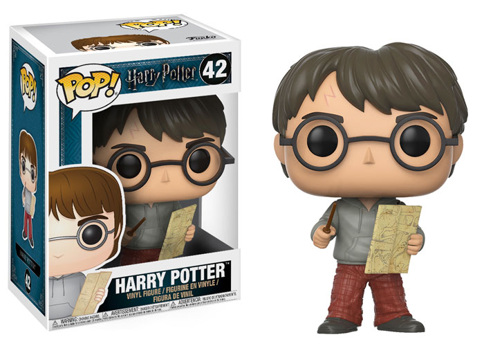 New Harry Potter Pop! Vinyls and Pop! Keychain Blindbags Coming Soon!