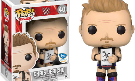 New FYE Exclusive Chris Jericho Pop! Vinyl Now Available for Pre-order!