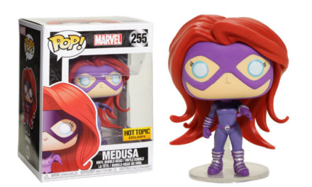 New Hot Topic Exclusive Medusa Pop! Vinyl Now Available Online!