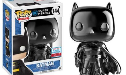 Previews of the New York Comic Con DC Comics Exclusives!