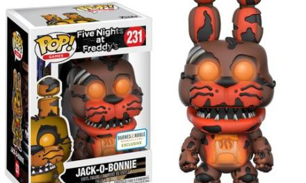 New Retailer Exclusive Five Nights at Freddy's Pop! Vinyls and Collectibles to be released this Fall!