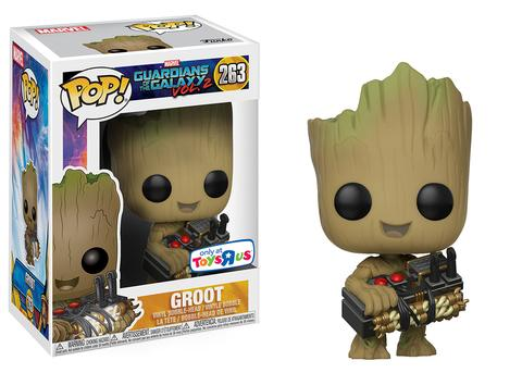 New Retail Exclusive Guardians of the Galaxy Pop! Vinyls Coming Soon!