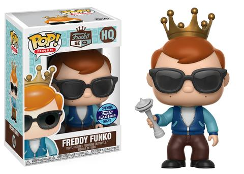 Funko HQ Grand Opening Procedures & Exclusives Announced!