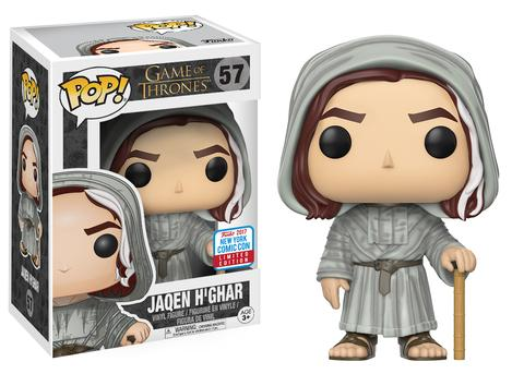 Previews of the upcoming NYCC Exclusive Game of Thrones Pop! Vinyls