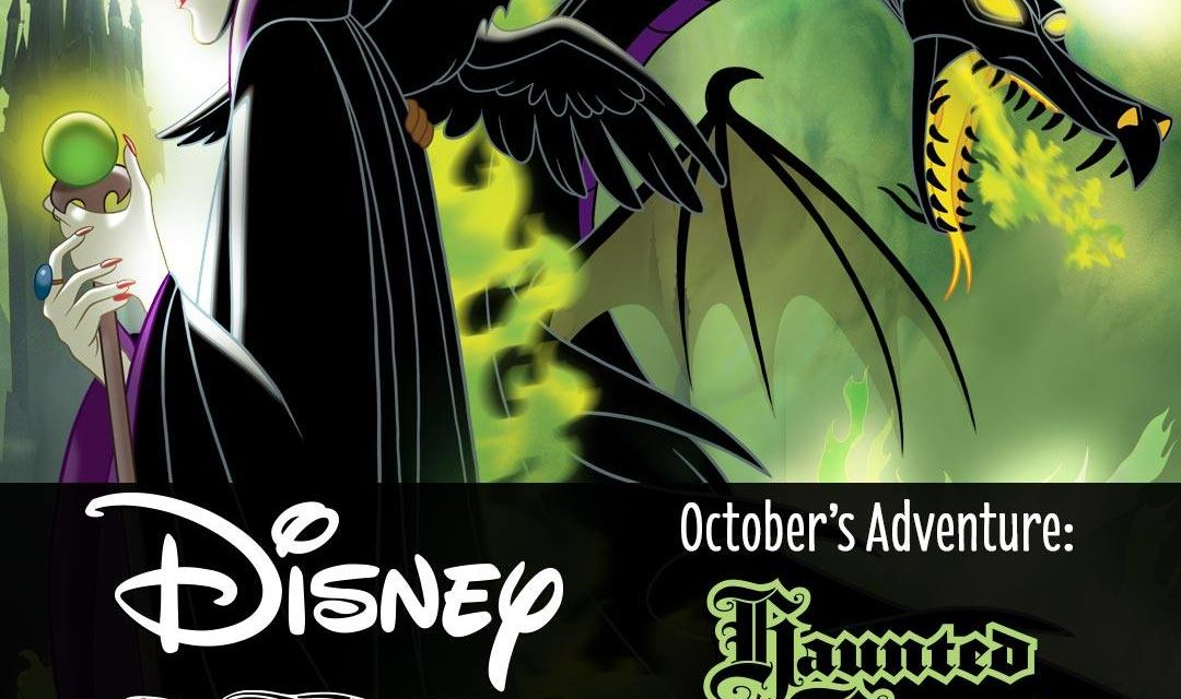 New Disney Treasures Box Theme for October Announced!