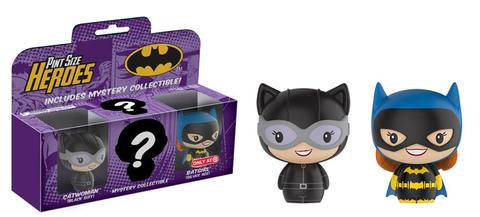 New Target Exclusive DC Comics Pint Size Heroes Sets Coming Soon!