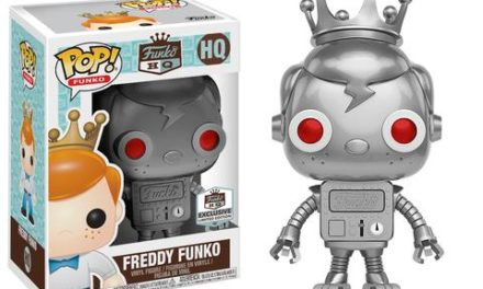 One more Exclusive and One Last Update for Funko HQ Grand Opening!