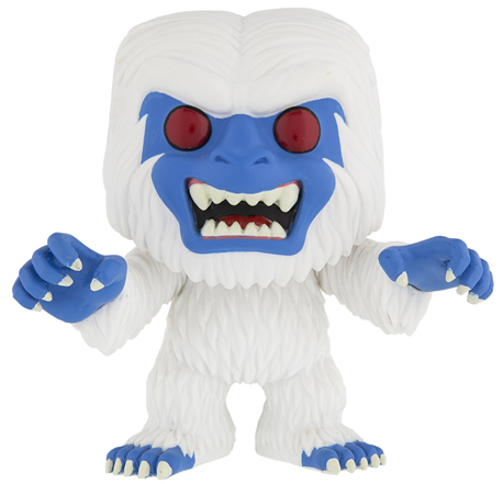 New Disney Parks Exclusive Abominable Snowman Pop! Vinyl to be Released Aug. 11!