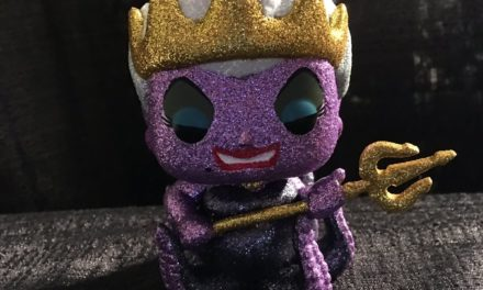 New Hot Topic Exclusive Diamond Edition Ursula Pop! Vinyl coming soon!