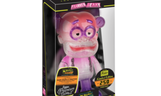 New Funko Shop Exclusive Sugar Rush Frankenberry Hikari Now Available!