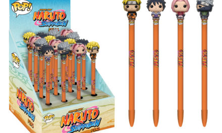 New Naruto Pop! Pen Collection Coming Soon!