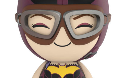 Previews of the upcoming Regular, Chase and Retailer Exclusive DC Bombshells Dorbz!