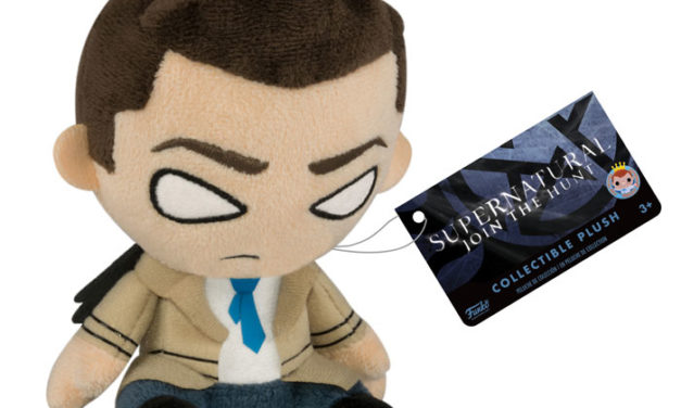 Previews of the upcoming Supernatural Mopeez that will be released this Fall!