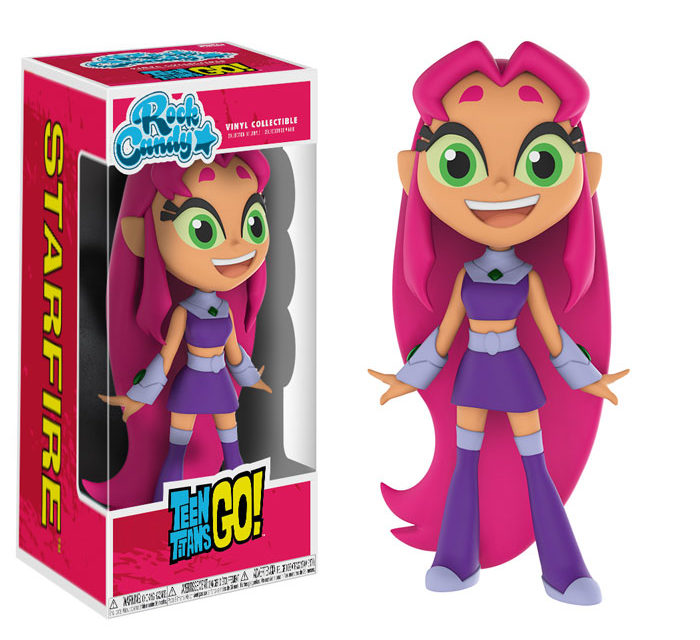 New Teen Titans Go! Rock Candy, Mystery Minis and Plushies Coming Soon!