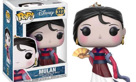 New Disney Princess Pop! Vinyls and Pocket Pop! Keychains Coming Soon!