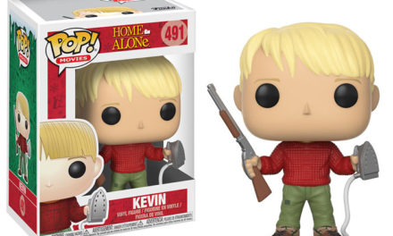 New Home Alone Pop! Vinyls to be released this Fall!