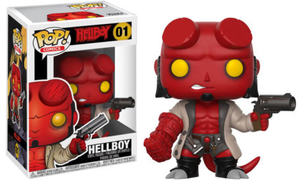 New Hellboy Pop! Vinyl Collection Coming Soon!