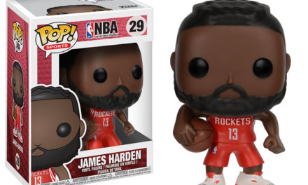 Previews of the newest wave of NBA Pop! Vinyls released!