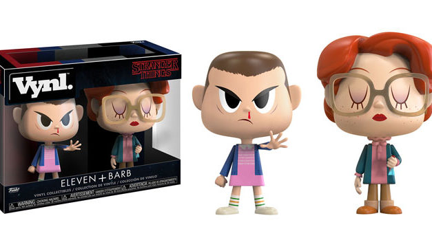 Previews of the upcoming Stranger Things Vynl Sets!