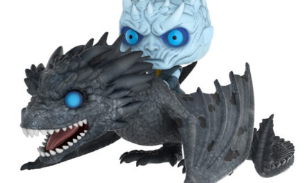 New Game of Thrones Night King and Vision Pop! Ride Coming Soon!
