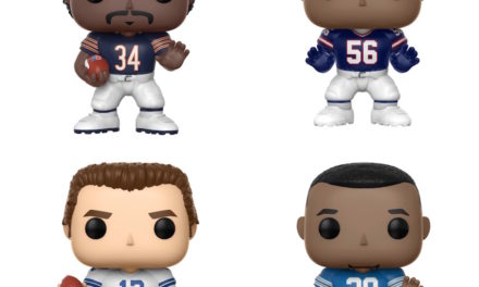 New NFL Legends Pop! Vinyls to be released this Fall!
