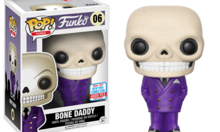 Previews of the upcoming Freddy Funko & Friends NYCC Exclusives!