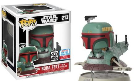 Previews of the upcoming New York Comic Con Exclusive Star Wars Pop! Vinyls!