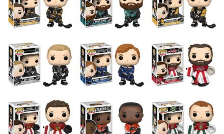 New NHL Hockey Pop! Vinyls and Pint Size Heroes Coming Soon!