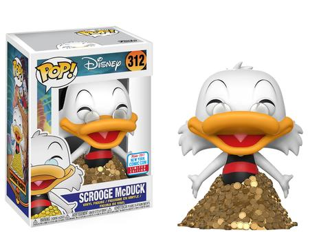 Funko Releases Previews of the new Disney NYCC Exclusive Pops, Dorbz and Hikari!