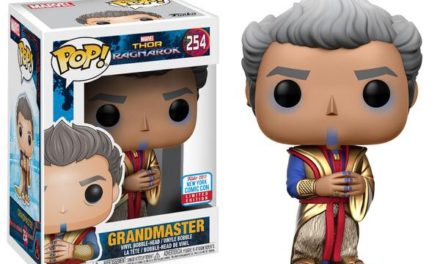 Previews of the upcoming NYCC Marvel Exclusives by Funko!
