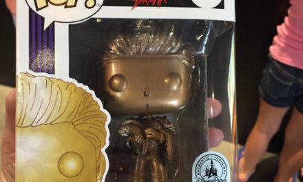 New Disney Parks Exclusive The Collector Pop! Vinyl Released Today!