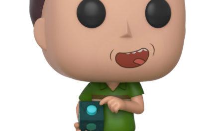 New Series of Rick and Morty Pop! Vinyls Coming Soon!