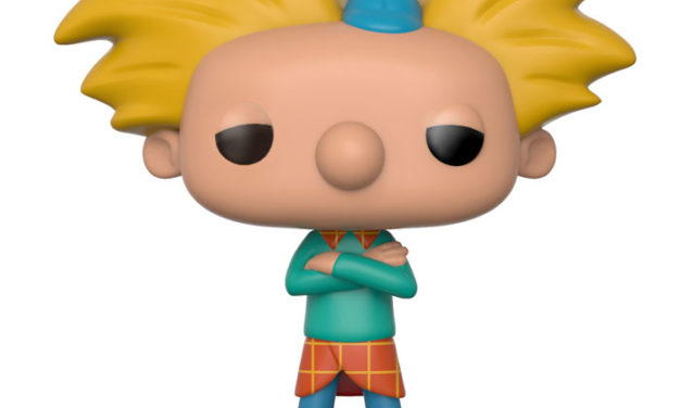 Previews of the 2nd series of Nickelodeon Pop! Vinyls Released!