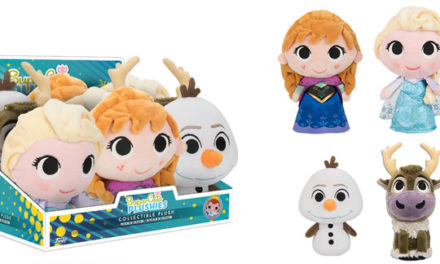 New Frozen SuperCute Plushies Coming Soon!