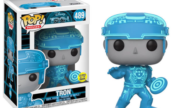 New Tron Pop! Vinyls to be released this Fall!
