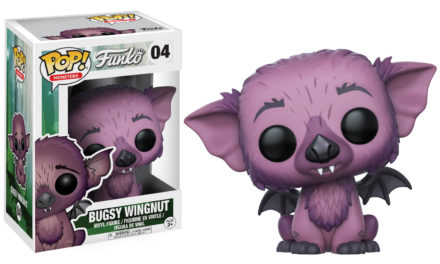 New Funko Monsters Bugsy Wingnut Pop! Vinyl Released!